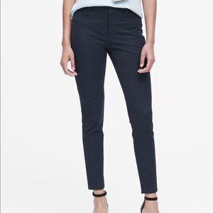 Banana Republic Sloan Skinny Fit Trouser Pant